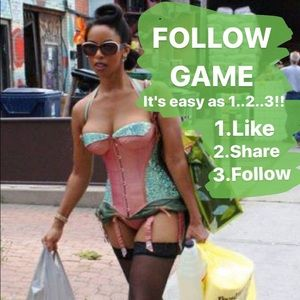 Other - MY 1st FOLLOW GAME!